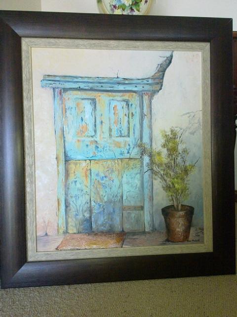 Creative Writing:  What's Behind the Door?