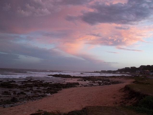 Jongensfontein at Dawn