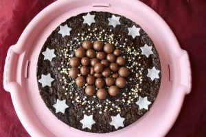 Chocolate Fruit Cake - Nigella Lawson Recipe