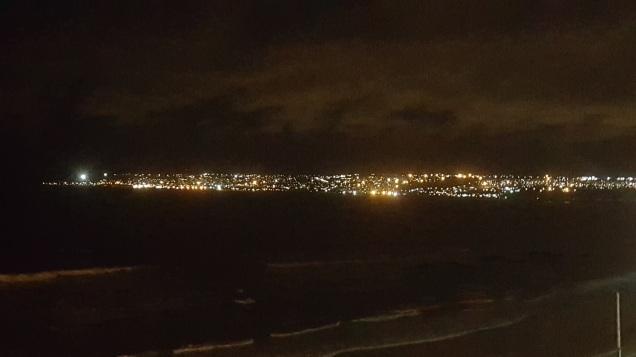 MSB by night
